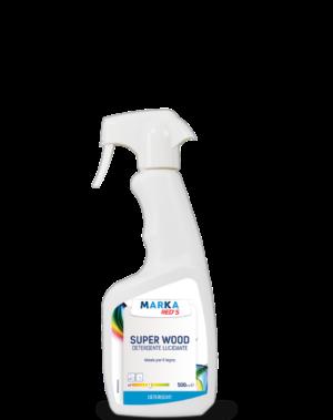 SUPER WOOD DETERGENTE LUCIDANTE nutriente per legno e laminati-0