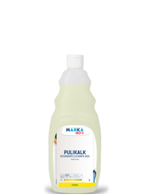 PULIKALK detergente lucidante Inox pronto all'uso HACCP-0