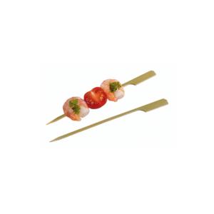 TEPPO GUSHI stecchino bambu a forma di remo. 15 cm-0