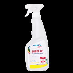 SUPER HG super igienizzante alcolico pronto all'uso non residuale-0