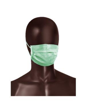 Mascherina in PLP MASK 3 Veli Verde-0