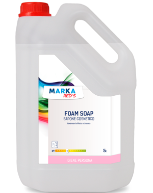 FOAM SOAP SAPONE COSMETICO lavamani effetto schiuma-0