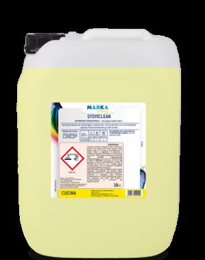 STOVICLEAN WASH detergente lavastoviglie per acque medio dolci-0