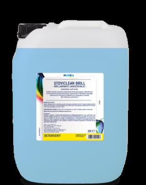 STOVICLEAN BRILL brillantante lavastoviglie solventato a PH acido-0