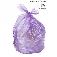 Sacchi Viola 72x110 - 42gr-0