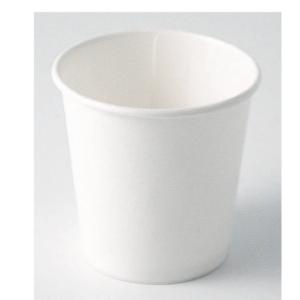 Bicchiere cartone bianco 230 ml diam. 80 mm -0