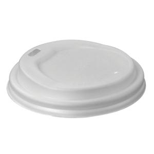 Coperchio CPLA per bicchieri con diam. 80 mm-0