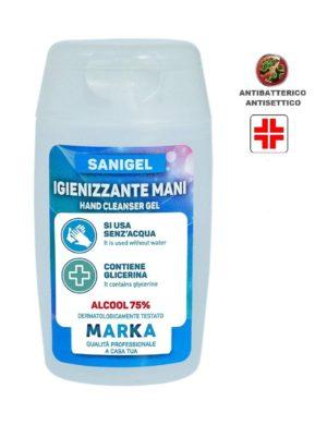 SANIGEL HG igienizzante mani alcolico senza risciacquo 100 ml-0
